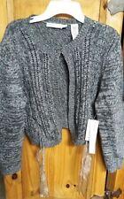 Nwt wmn Perry Ellis szL sweater ret$138 8angora 12wool 35cot 23nyln 22viscose