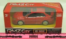 RMZ City Collection Vehicle ~ 24 Subaru WRX STI prototype red