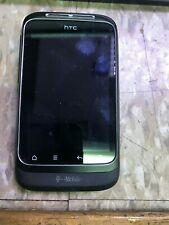 HTC Wildfire S PG-76240 Cell Phone WM Family Mobile/T-Mobile