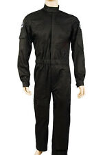 Star Wars Imperial Tie Fighter Pilot Black Uniform Jumpsuit Cosplay Costume