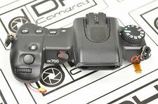 Sony Alpha DSLR-A700 Top Cover With Dial and Flash Pop Up Replacement Part