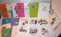 Greeting Cards Vintage 1980s All Occasion Lot 20 Current Brand Humor Quips