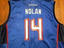 Deanna Nolan #14 Detroit Shock WNBA Jersey by Reebok, Womens Medium, NICE!!!
