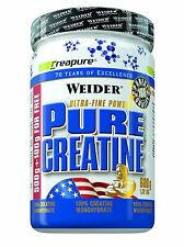 Weider pure Creatine 600g Creapure Creatin Riegel 35g
