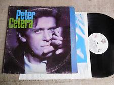Peter Cetera – Solitude / Solitaire - Vinyl, LP