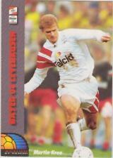 Panini Fussball 94-95 RAN Sat 1 Action Cards #75 Martin Kree Bayer Leverkusen