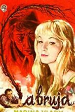 THE BLONDE WITCH  (1956)  * with hard-encoded English subtitles *