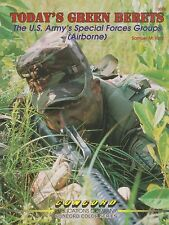 Concord Publications - Today's Green Berets US Army's Special Forces Groups 1996