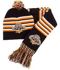 NRL - West Tigers - 2 Piece Set Beanie And Scarf - Toddler