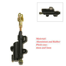 Black 210g Motorcycle ATV Rear Foot Brake Hydraulic Pump Clutch Master Cylinder