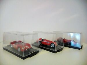1/43 BRUMM Lot 3 Ferrari compétition