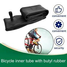 Bicycle Inner Tube Bike Tyre Tire 12/14/16/18/20/*1.75 Dunlop Schrader Valve