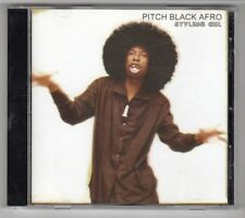 (GY680) Pitch Black Afro, Styling Gel - 2004 CD