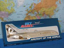 1/200 SKYMARKS ETIHAD AIRWAYS AIRBUS A380-800 W/GEAR AIRCRAFT MODEL *BRAND NEW*