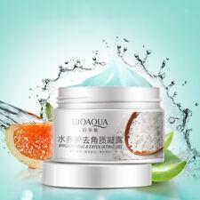 Organic Facial Exfoliator Exfoliating Cream Whitening Peeling Gel Face Scrub