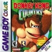 Donkey Kong Country - Nintendo Game Boy Color Game Authentic