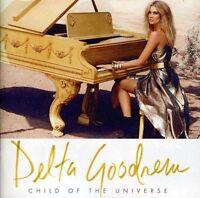 DELTA GOODREM Child Of The Universe CD BRAND NEW