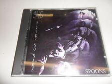 CD  Sister No Name - Spoons