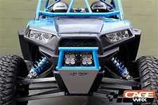 POLARIS RZR XP 1000 TURBO XP4 900S 100S CAGEWRX FRONT BUMPER VOODOO BLUE