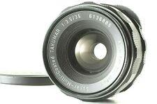 【 EXC+5】 Asahi OPT Super Multi Coated Takumar 35mm f/3.5 Pentax M M42 from Japan