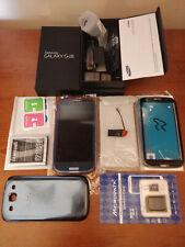 "SAMSUNG S3 i9300 BLUE 16GB 4.8"" 1GB RAM HSPA 8 MEGAPIXEL BOX ORIGINALE GRADO A+"