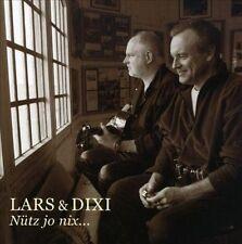 LARS & DIXI-NUETZ JO NIX CD NEW