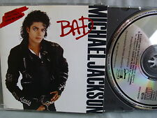 Michael Jackson- Bad- frühe EPIC-Auflage- Made in Austria