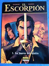 Cimoc Extra Color num.181,El Escorpión 1,Ed.Norma 2001