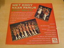 EDDY WALLY - MET EDDY NAAR PARIJS / TELSTAR LP