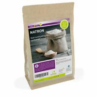 Vita2You Natron Pulver 2kg - Natriumhydrogencarbonat - natriumbicarbonat