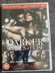 Darker Shades Of Elise NEW SEALED DVD