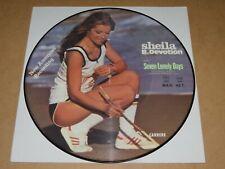 SHEILA MAXI 45 PICTURE DISC