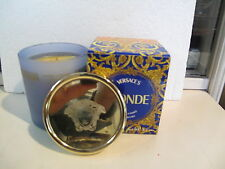 """VERSACE'S """"BLONDE"""" perfumed candle 150g."""