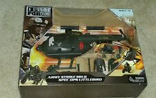 Elite Force Army Strike MH-6 Spec Ops Little Bird Vehicle New Sealed