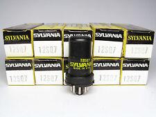 1 x New 12sg7-12sg 7-SYLVANIA USA-NOS-Own Box