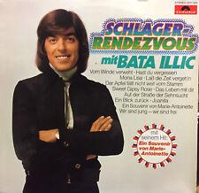 Bata Illic - Schlager Rendezvous - LP Vinyl von 1974  - neu