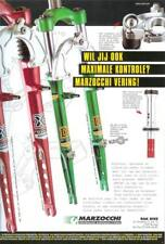 Marzocchi DH3 Federgabel Aluminium green or red eloxiert!!!