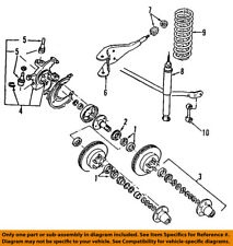 FORD OEM 92-94 Explorer Front Suspension-Radius Arm F57Z3A360B
