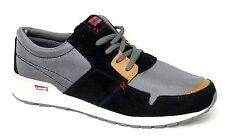 Levi's Men's Running Shoes Black Trainers UK 8 220894-780-59 Uk8