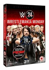 WWE WrestleMania Monday [3 DVDs] *NEU* DVD Monday Night Raw