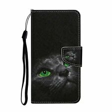 For Apple iphone Covers Flip Painted Leather Wallet Stand Card Holder Phone Case