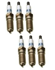 Set Of 6 Spark Plugs AcDelco For Mercury Sable Mazda CX-9 Lincoln Ford Flex V6
