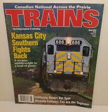 Trains Magazine - June 1997