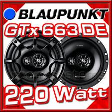 BLAUPUNKT GTx 663 3-WEGE LAUTSPRECHER 165mm 16,5cm Triax Speaker Boxen GTx-663 ~