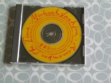 Michael Jackson Promo CD Single Remember The Time Remix Teddy Riley