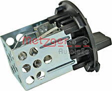 METZGER Interior Blower Resistor For CITROEN C4 Coupe Grand Picasso I 04-11