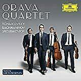 Orava Quartet - Tchaikovsky, Rachmaninov, Shostakovich: String Quartets (NEW CD)