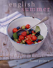 ENGLISH SUMMER COOKBOOK MITCHELL BEAZLEY FOOD By Thane Prince - Hardcover *NEW*