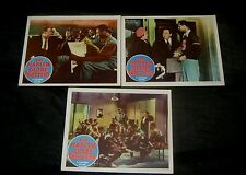 "Original 1951 HARLEM GLOBETROTTERS 5 Rare 11 x14"" Lobby Cards DOROTHY DANDRIDGE"