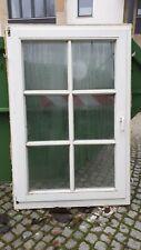 Holzfenster mit Sprossen, 98 x 148 cm